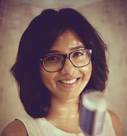 Shakthisree Gopalan profile