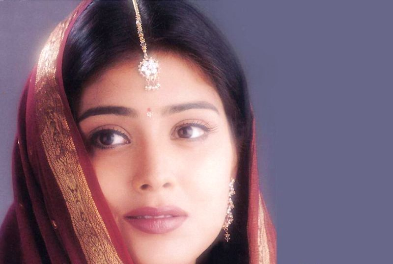 Shriya Saran's Old Picture