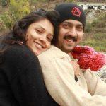 shruti-bapna-with-her-husband-tushar-ishwer