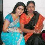 sneha-with-her-mother-padmavathy-rajaram