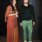 Himesh Reshammiya With Wife Sonia Kapoor