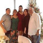 Stephanie Del Valle Family