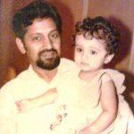 trisha-krishnan-childhood-with-her-father-krishnan