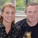 Wayne Rooney and Coolen Rooney