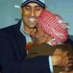 Younis Khan with his father