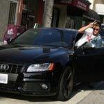 Zac with Audi S5