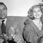 Zsa Zsa Gabor reportedly dated Porforio Rubirosa