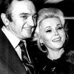 Zsa Zsa Gabor with her sixth husband Jack Ryan