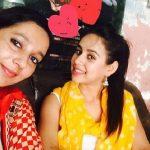 Sunanda with Sister