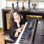 Anmol Malik, a trained pianist