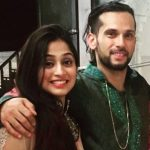 Arun Kapoor with his wife