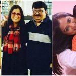 Richa Sharma Sisters & Brother Bittoo Sharma
