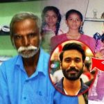 Dhanush fake parents controversy