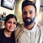 Dilpreet Dhillon mother