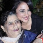 Divya Dutta Mother