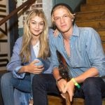 Gigi with Cody