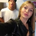 Gigi with Patrick