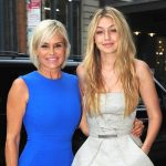 Gigi with her Mother