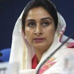 Harsimrat Kaur Badal Age, Husband, Children, Family, Biography & More