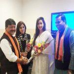Rimi Sen joined BJP in January 2017