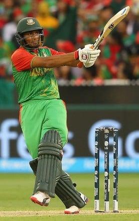 Mahmudullah Batting