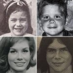 Mary Tyler Moore and her son, Richie Meeker looks comparision