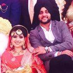 Mehtab Virk with Sister Rajwinder
