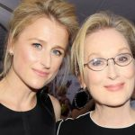Meryl Streep with her Daughter Mamie Gummer