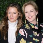 Meryl with Grace