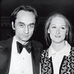 Meryl with John