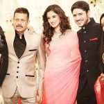 mihika-verma-with-her-parents-brother-and-husband