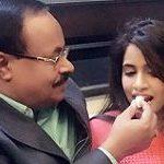 Miss Pooja father