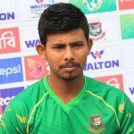 Mosaddek Hossain Height, Weight, Age, Family, Biography & More