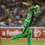 Peter Handscomb playing for Melbourne Stars