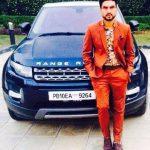 Preet Harpal Range Rover