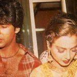 Akshay Kumar With Rekha
