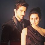 Ridhhi With Her Husband Raqesh Vashisth