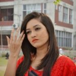 Rubel Hossain girlfriend Naznin Akter Happy
