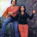 Sanjay Dutt With His Ex-Girlfriend Tina Munim
