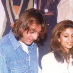Sanjay Dutt With His Ex-Wife Rhea Pillai