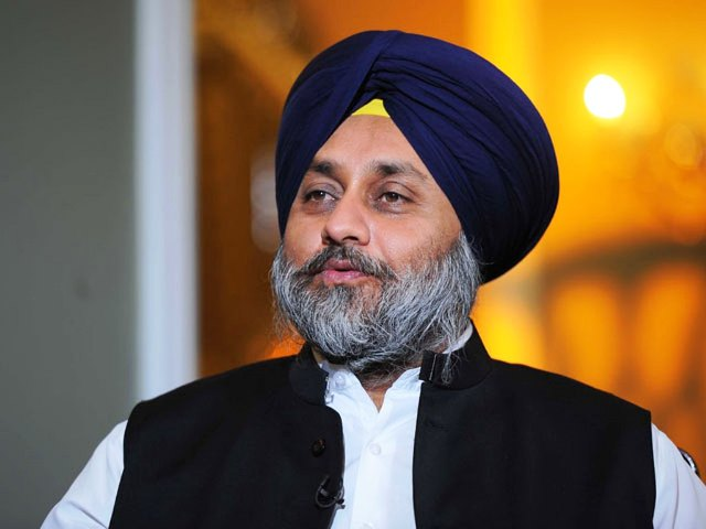 Image result for sukhbir badal