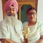 Sukhe parents