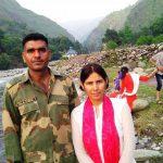 tej-bahadur-yadav-wife