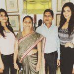 Vartika Singh Family