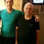 Vipul Gupta Father