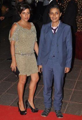 Zoya Akhtar with Reema Kagti