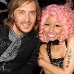 David Guetta and Nicki Minaj