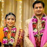 Actress Padmapriya husband Jasmine Shah
