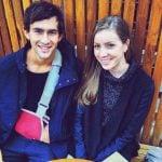 Ashton Agar girlfriend Madeleine Alice