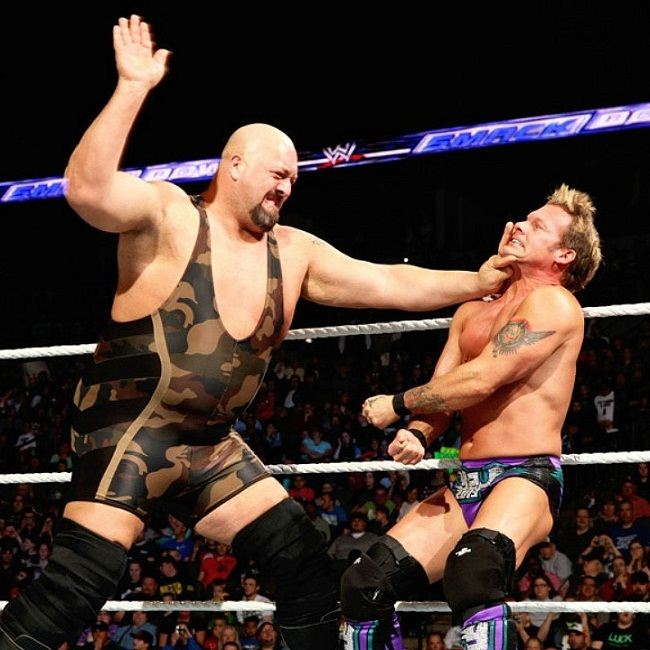 Big Show WWE wrestler